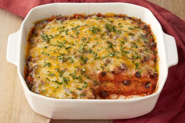 Taquito-lasagne au four Image 1