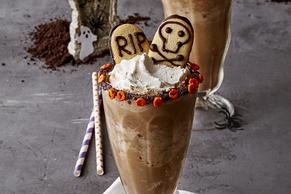 Halloween Coffee Shake