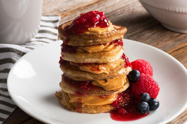 PB & J Pancake Stackers Image 1
