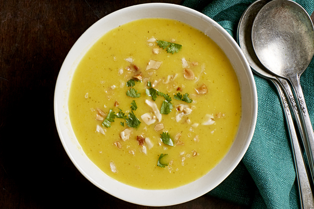 Thai Butternut Squash Soup Image 1