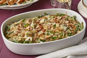 Green Bean Casserole Amandine