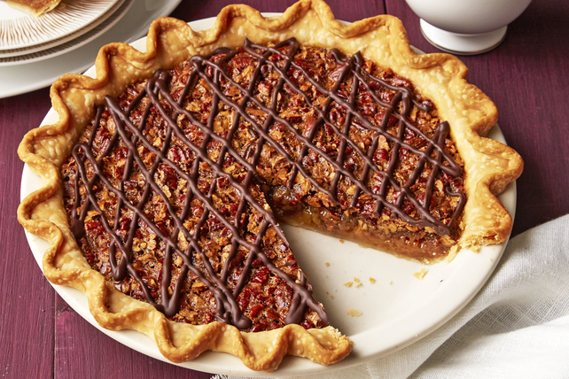 Make-Ahead Pecan Pie Image 1