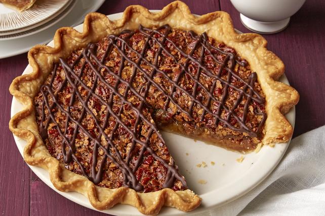 Chocolate-Pecan Pie Image 1