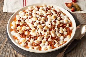 Maple-Sweet Potato Casserole