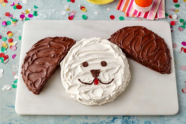 Dog Cake Kraft Recipes