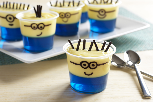 JELL-O® Minion Dessert Cups  Image 1