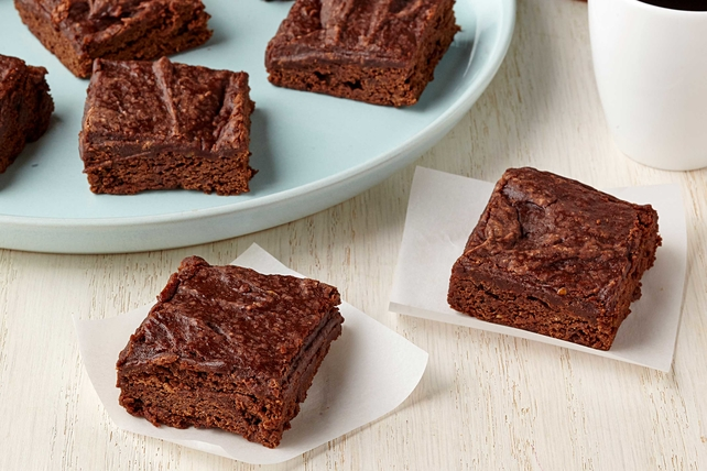 Easy Avocado Brownies Image 1