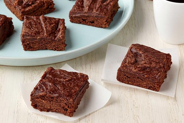 Brownies éclair à l'avocat Image 1