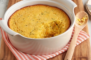 Easy Corn Pudding Casserole
