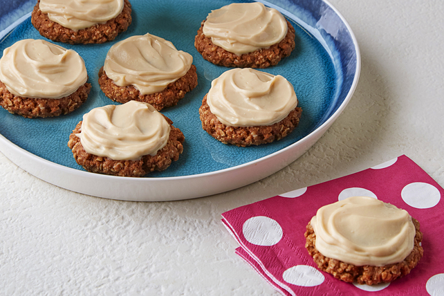 Biscuits façon «brioche à la cannelle» à la farine de blé entier Image 1