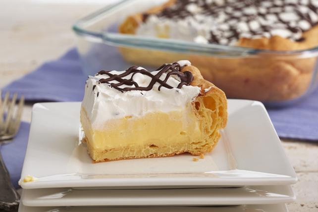 Easy Cream Puff Cake Image 1