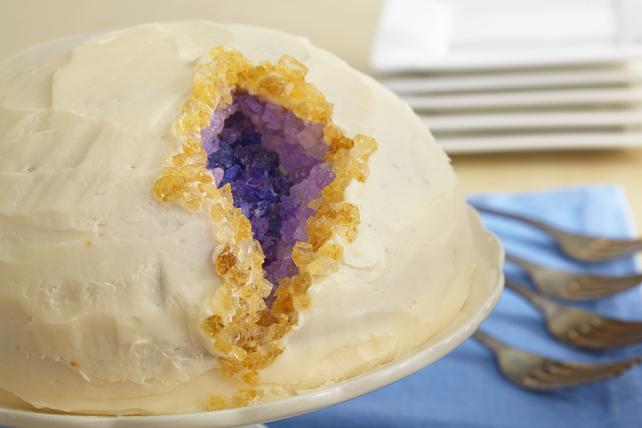 Geode Cake Image 1