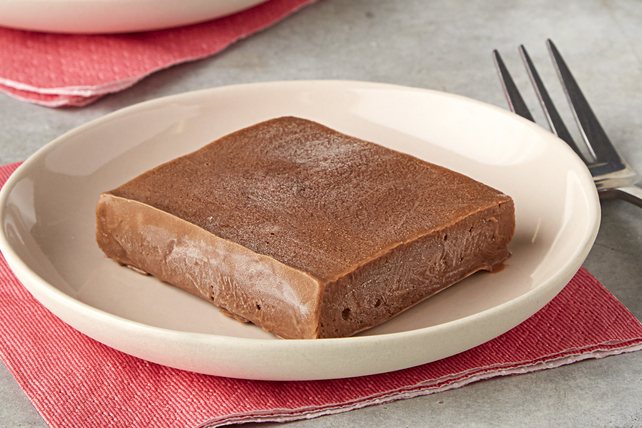 Frozen Avocado-Chocolate Squares Image 1