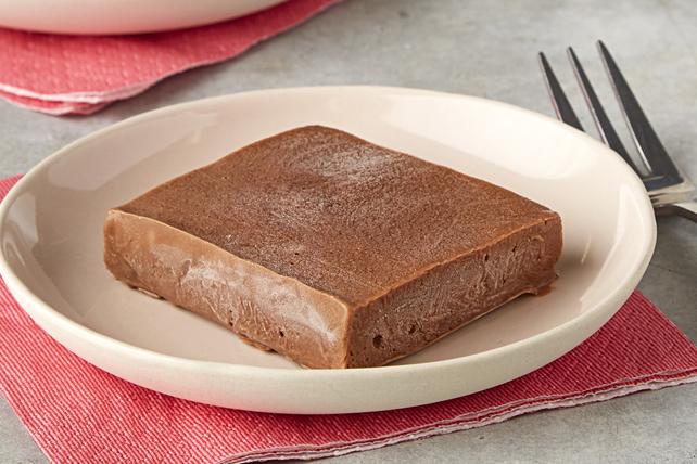 Frozen Avocado-Chocolate Squares Image 1