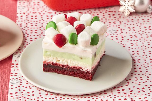 Red Velvet Dessert Lasagna Image 1