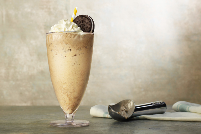GEVALIA Cookies & Cream Affogato Milk Shake
