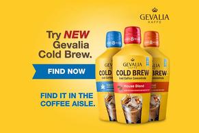 GEVALIA Pumpkin Spiced Latte Milkshake