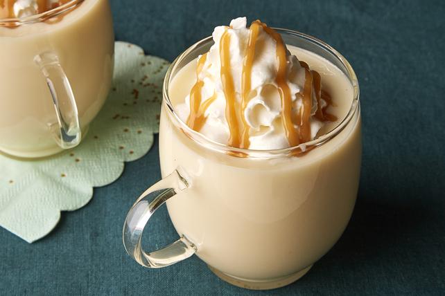 Café au lait au caramel et à la vanille Image 1