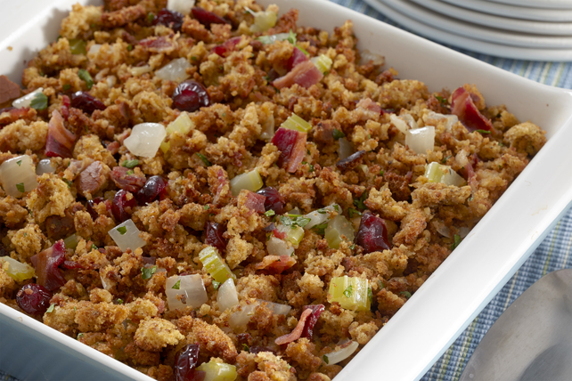 Signature Bacon and Cornbread Stuffing Image 1