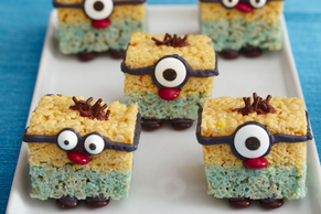 Minion RICE KRISPIES TREATS®