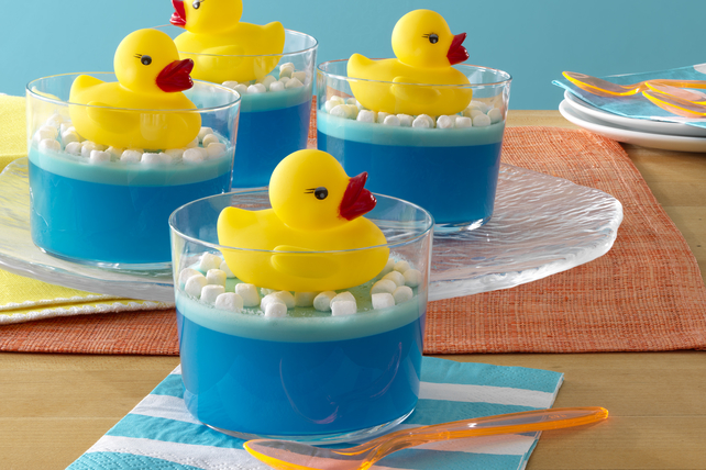 JELL-O® Berry Blue Bathtub Cups  Image 1
