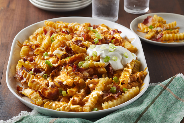 Loaded Cheese Fries Image 1