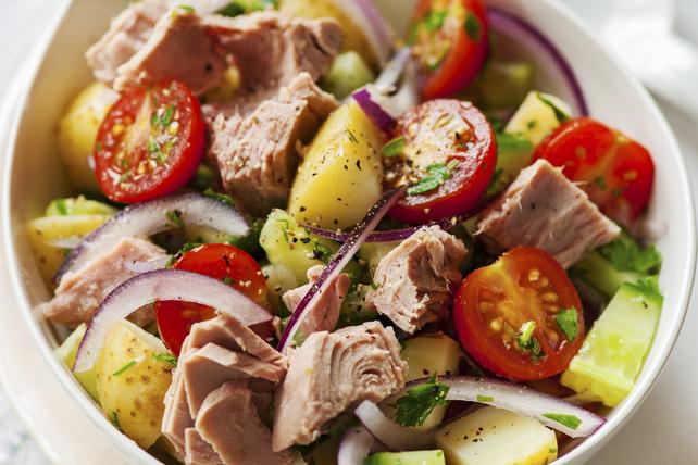 Salade niçoise rafraîchissante Image 1