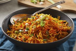 Shredded Carrot & Beet Salad