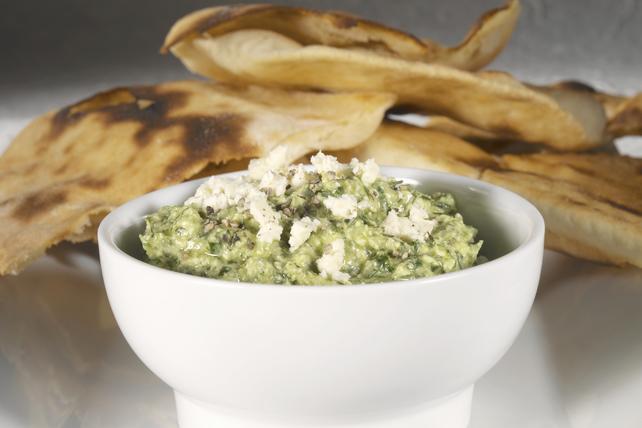 Salsa Verde-Feta Dip Image 1