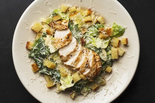 Salade César au poulet Image 1