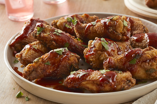 Thai Fried Chicken Wings Image 1
