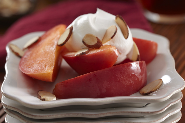 Poached Apples Image 1
