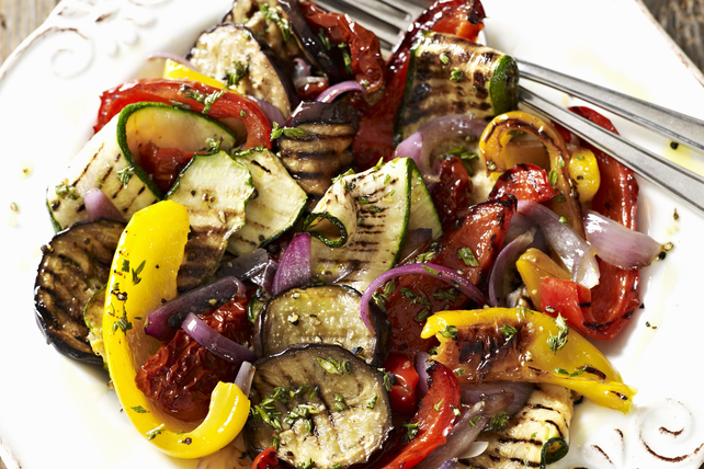Grilled Veggies Image 1