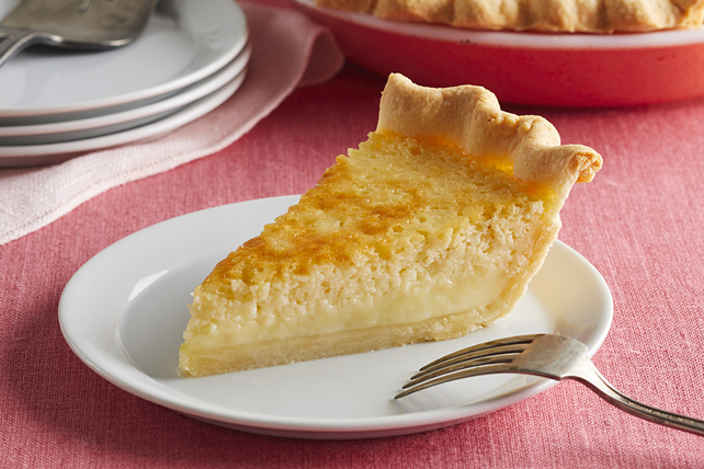 Southern Buttermilk Pie Image 1