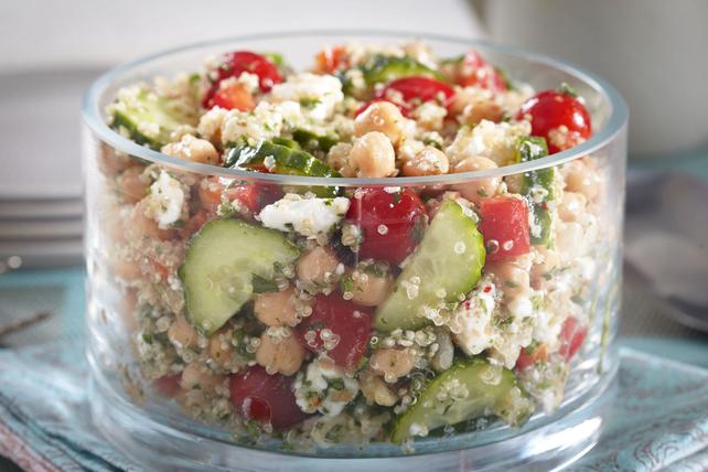 Salade de quinoa piquante Image 1