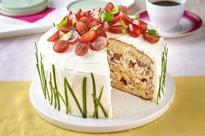 Sandwich 'Cake'