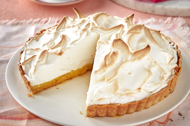 Lemon Meringue Tart Image 1