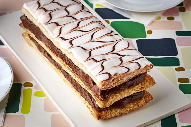 Double-Chocolate Napoleon Image 1