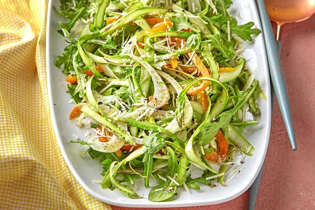 Shaved Asparagus Salad Image 1