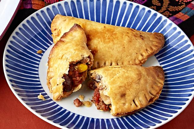 Mini-empanadas au bœuf Image 1