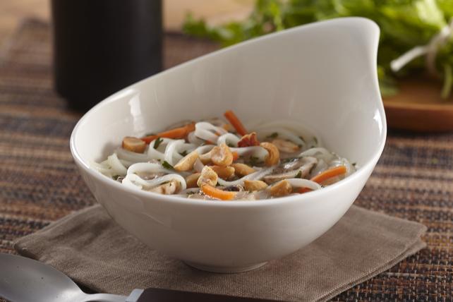 Thai Noodle Soup Image 1