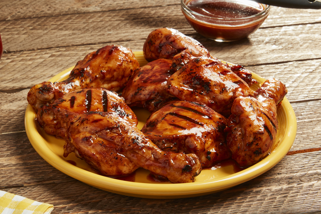 BBQ Cherry Cola Chicken Legs Image 1