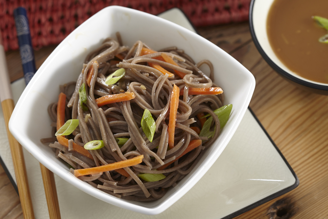 Cold Soba Dipping Noodles Image 1
