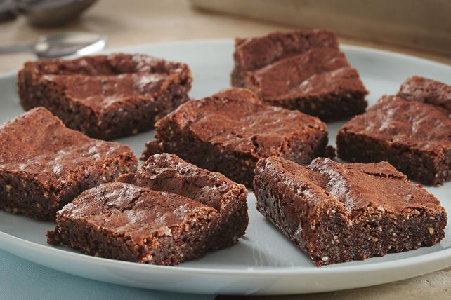 Brownies au chocolat à la poudre d'amandes Image 1