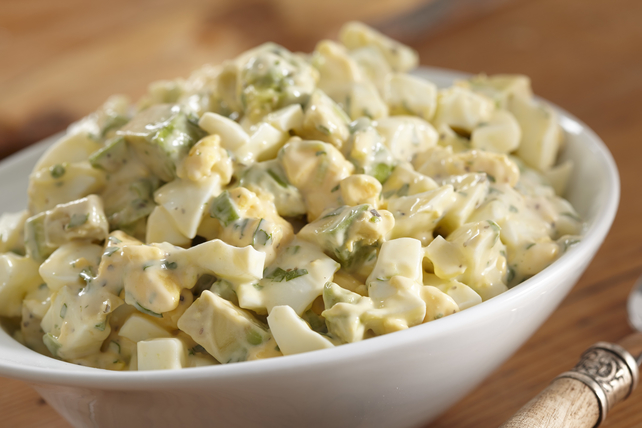 Avocado Egg Salad Image 1