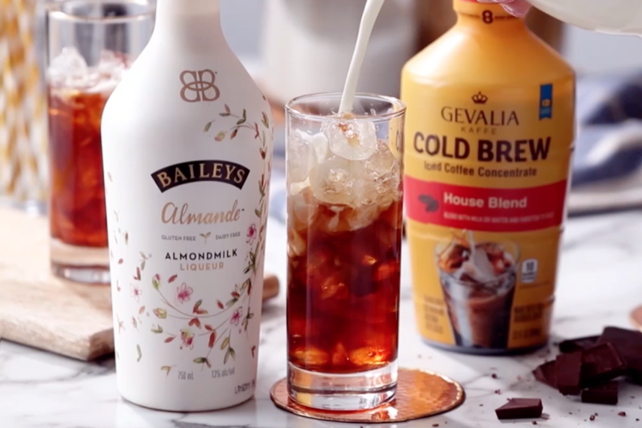 BAILEYS Almande™ and Smooth GEVALIA Cold Brew Image 1