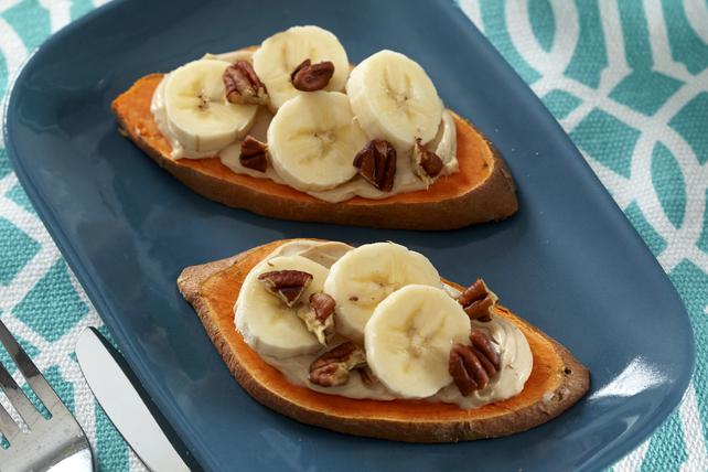 Rôties de patate douce pour le déjeuner Image 1