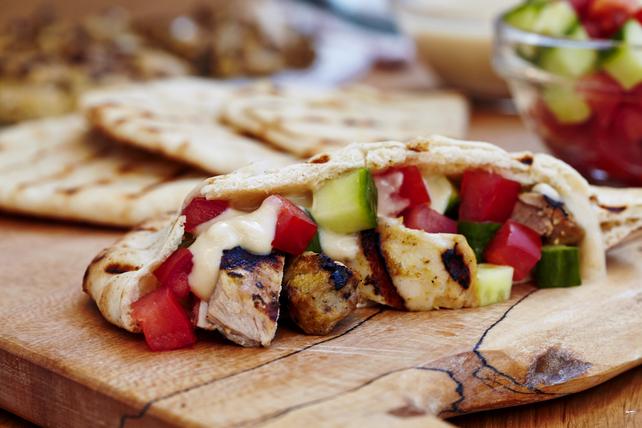 Chicken Shawarma Image 1