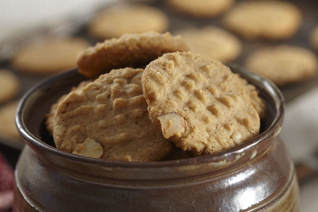 Almond Butter Cookies Image 1