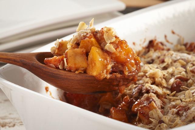 Butternut Squash and Apple Crisp Image 1